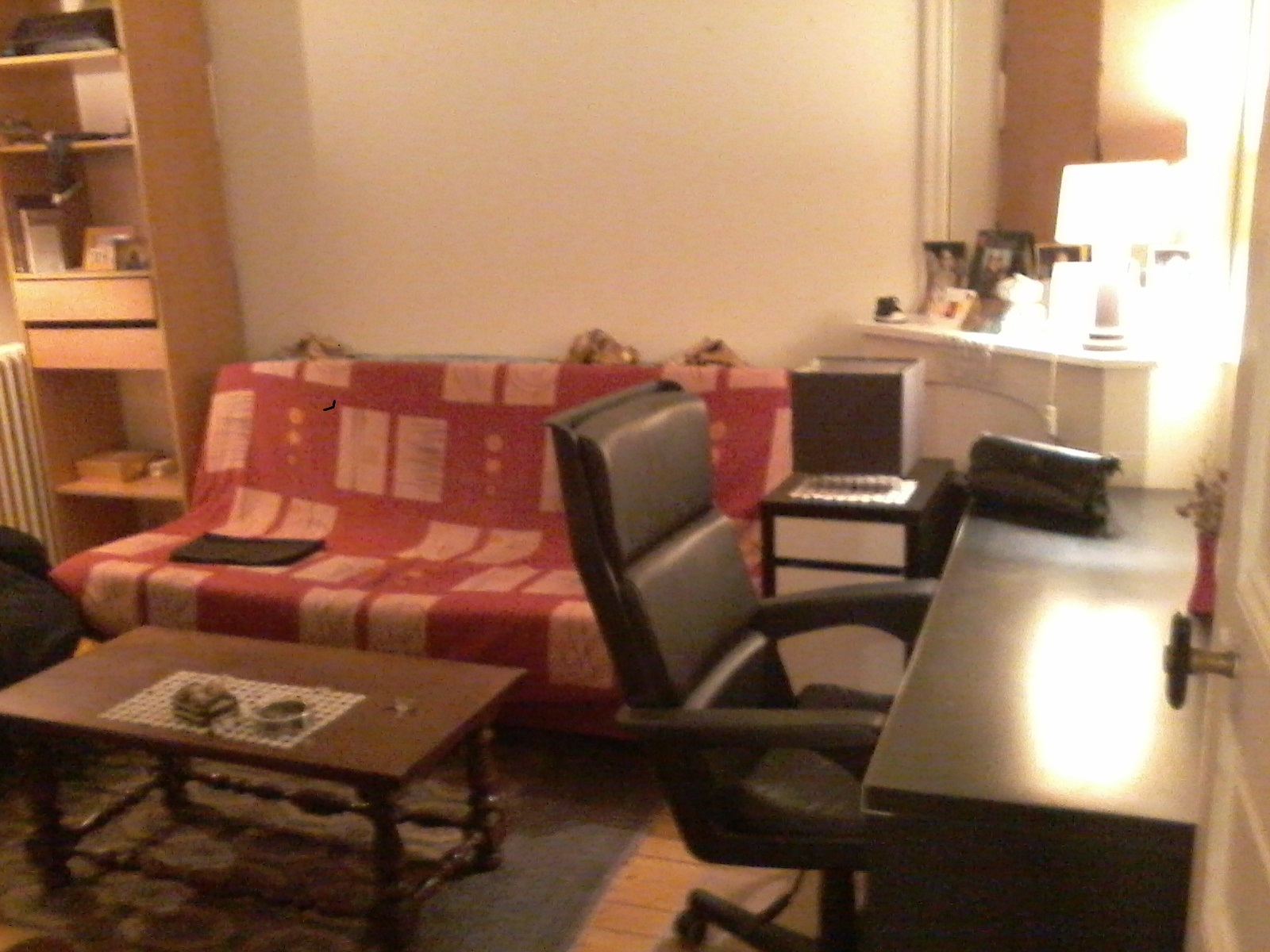Furnished apartment 30m2