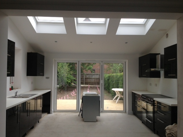 Double room for rent in a modern and friendly house