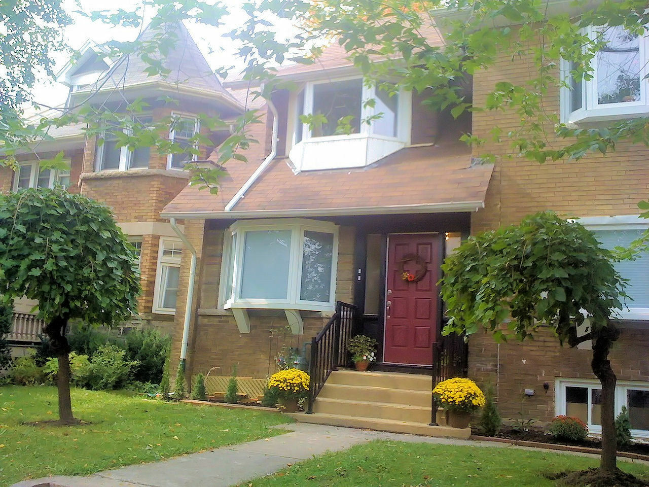Living room Relaxing Accommodation 15 mins Toronto