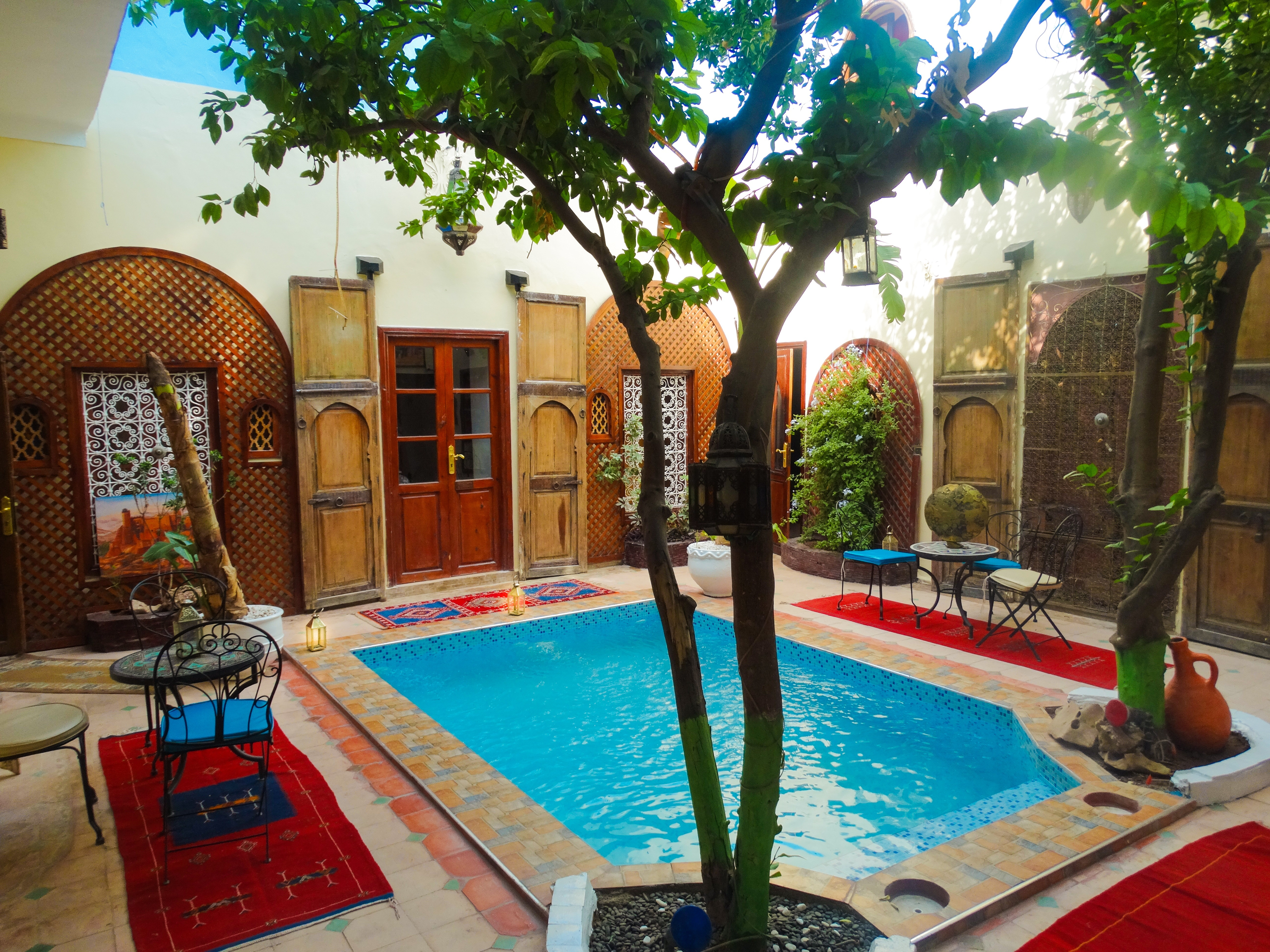 Lovely Riad In The Heart Of Marrakech
