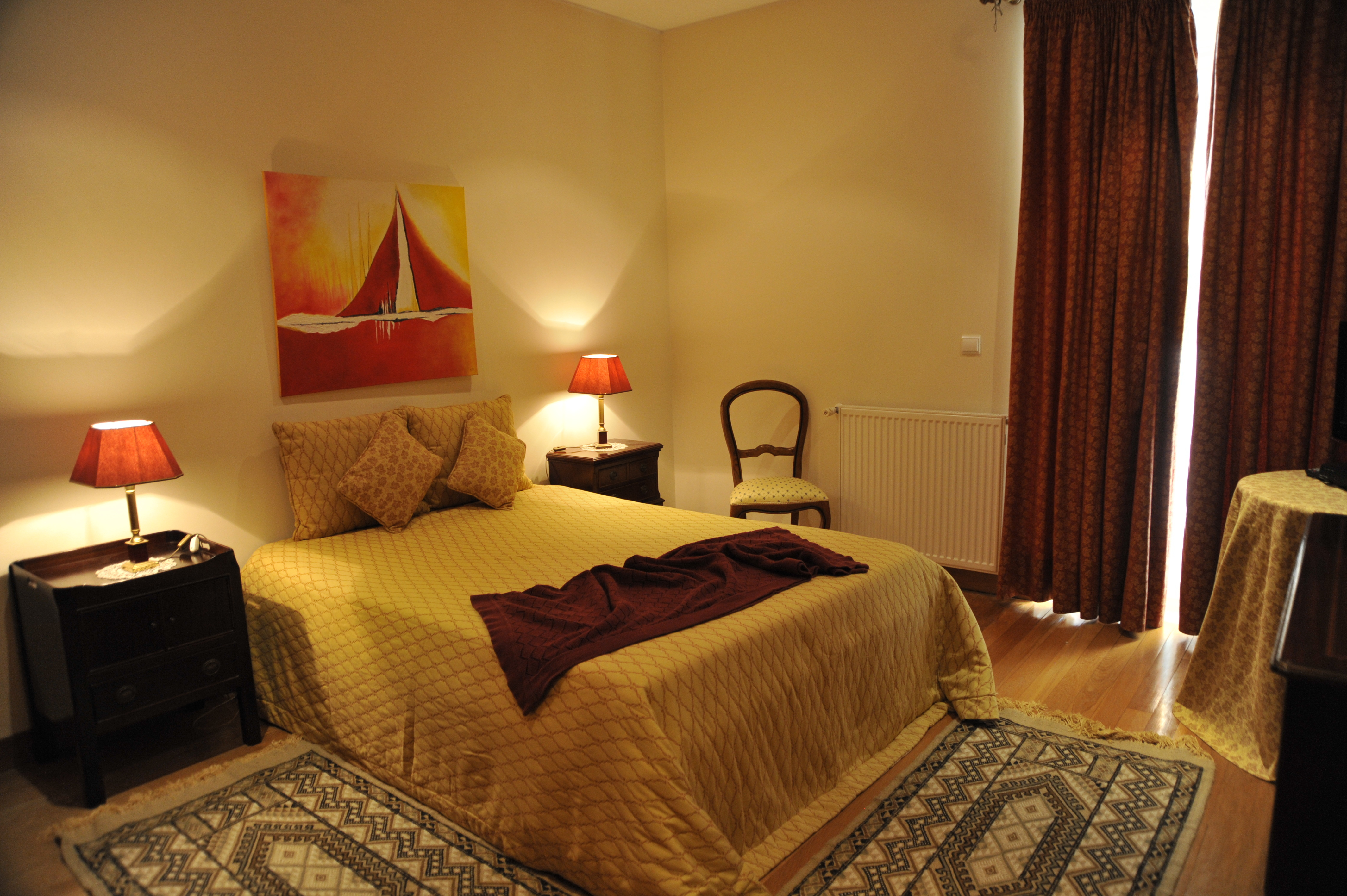 Bed Y Breakfast In Family Home