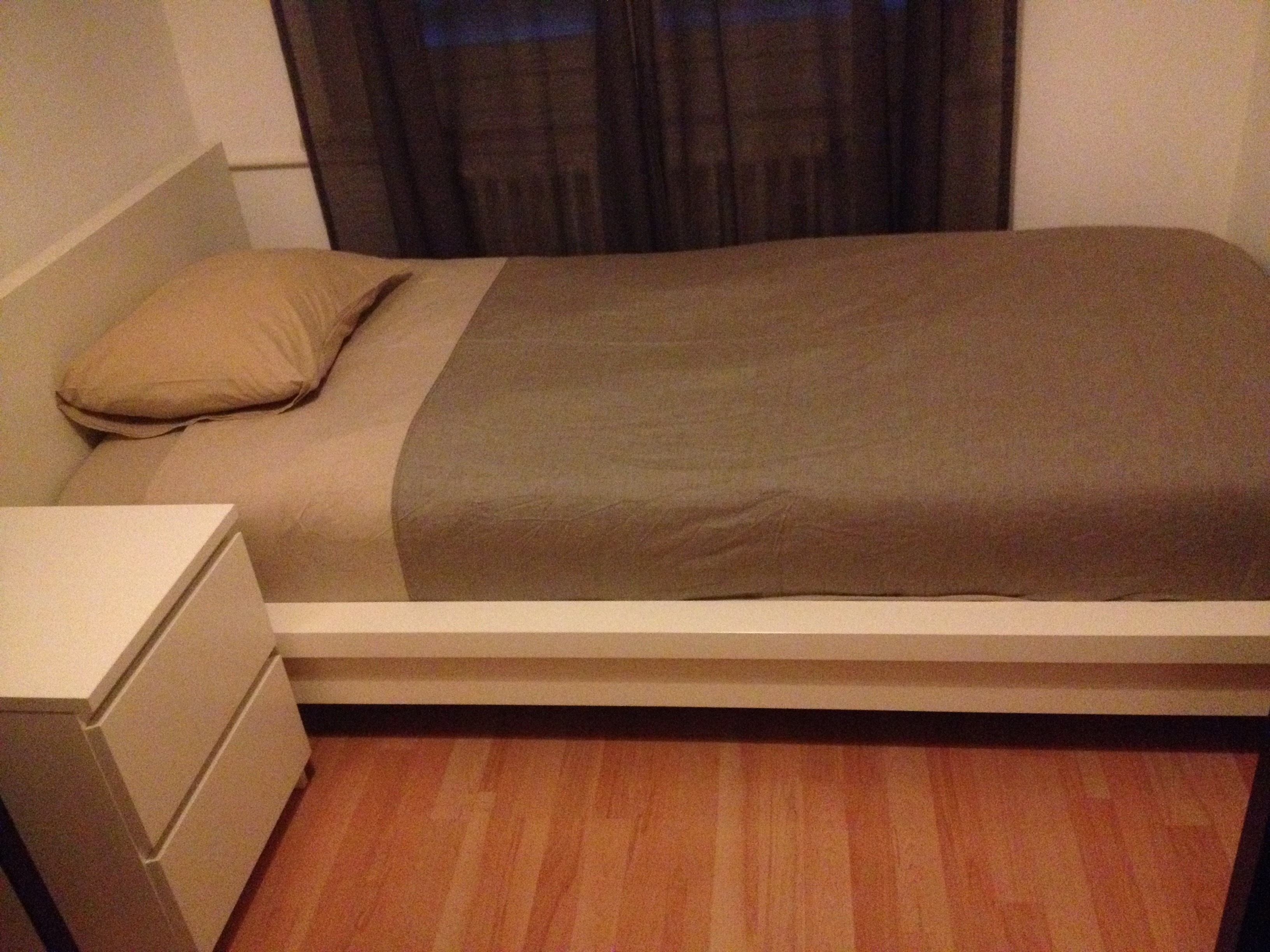 Apartment 5 P. Furnished, Renovated