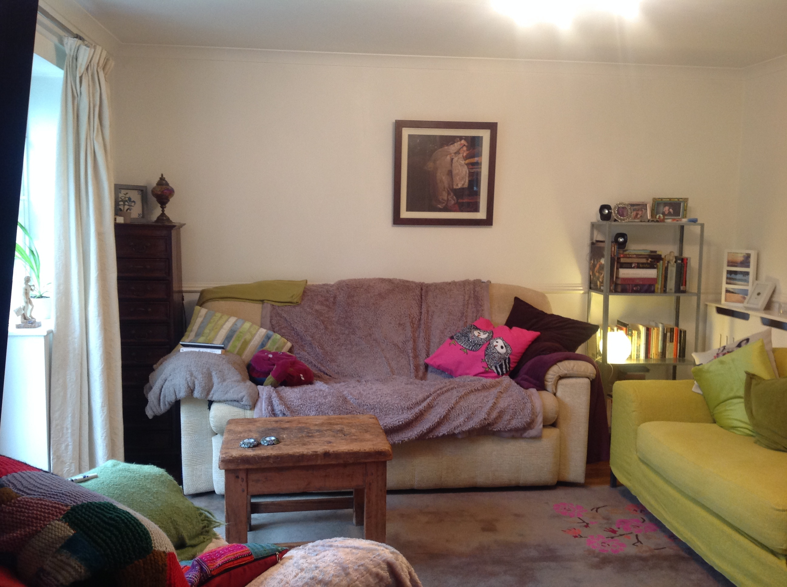 Beautiful 2 Bed Flat Share In Camden
