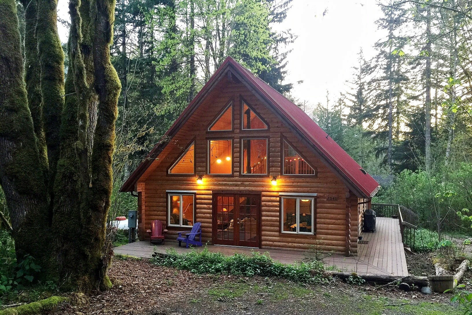 Mt. Baker Lodging - Cabine n ° 21