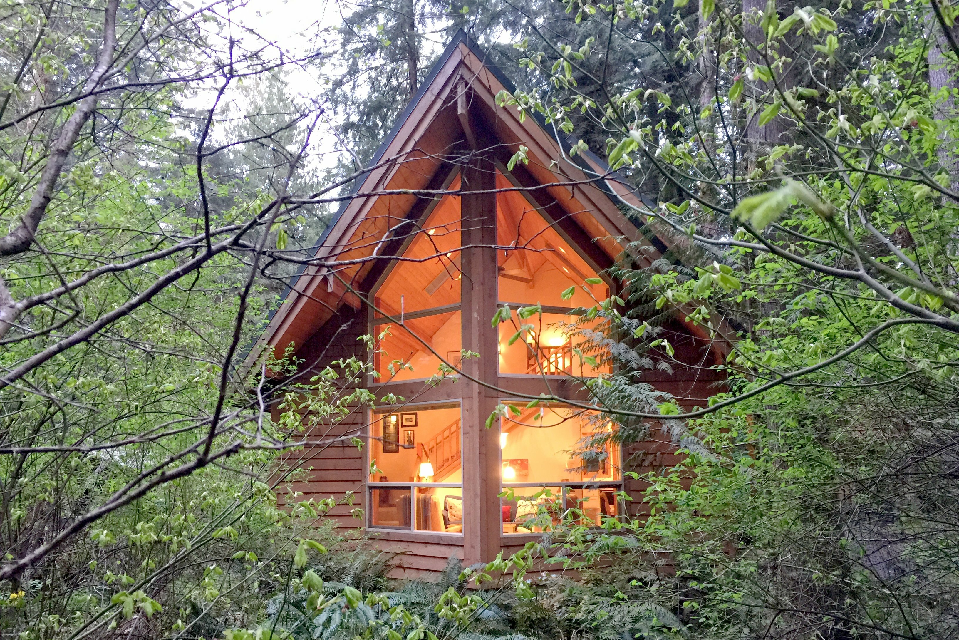 Mt. Baker Lodging - Cabine # 04