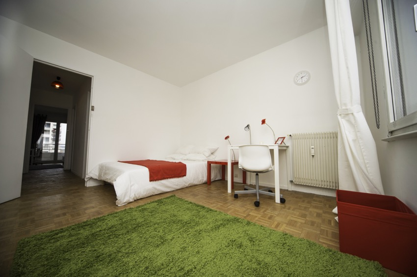 Furnished and equipped room Esplanade Strasbourg