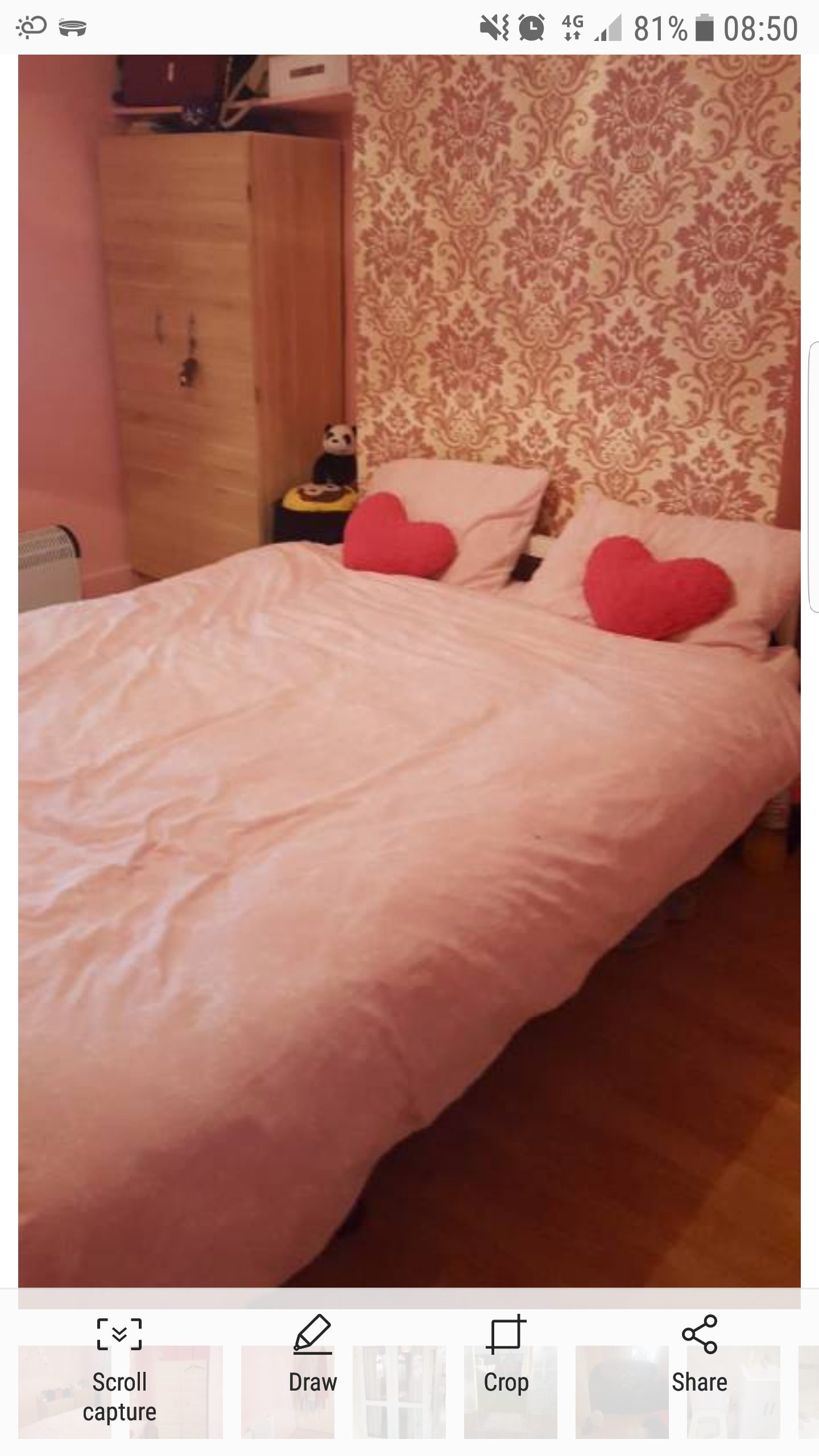 Double Room Inc Bills Fully Furnished