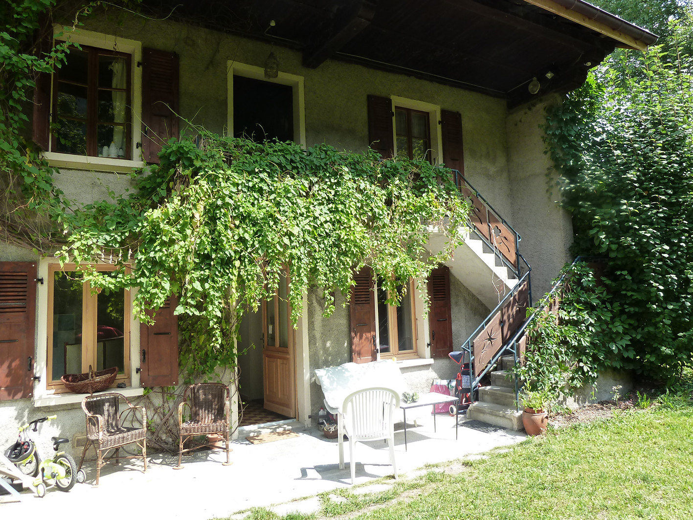 House For 6 People In Haute Savoie