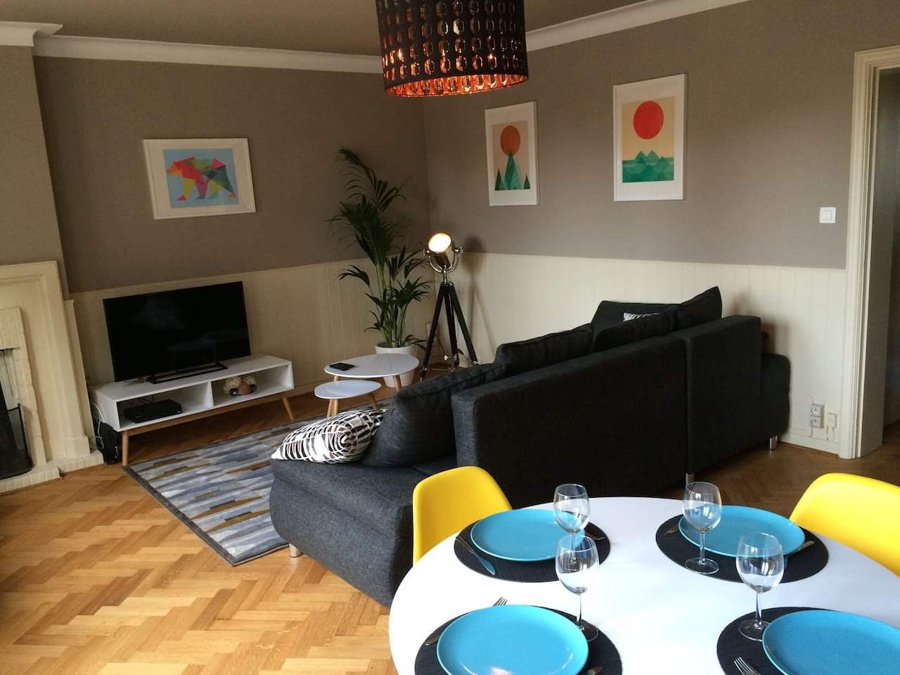 Un Conducive Furnished One Bedroomed Appartement à louer