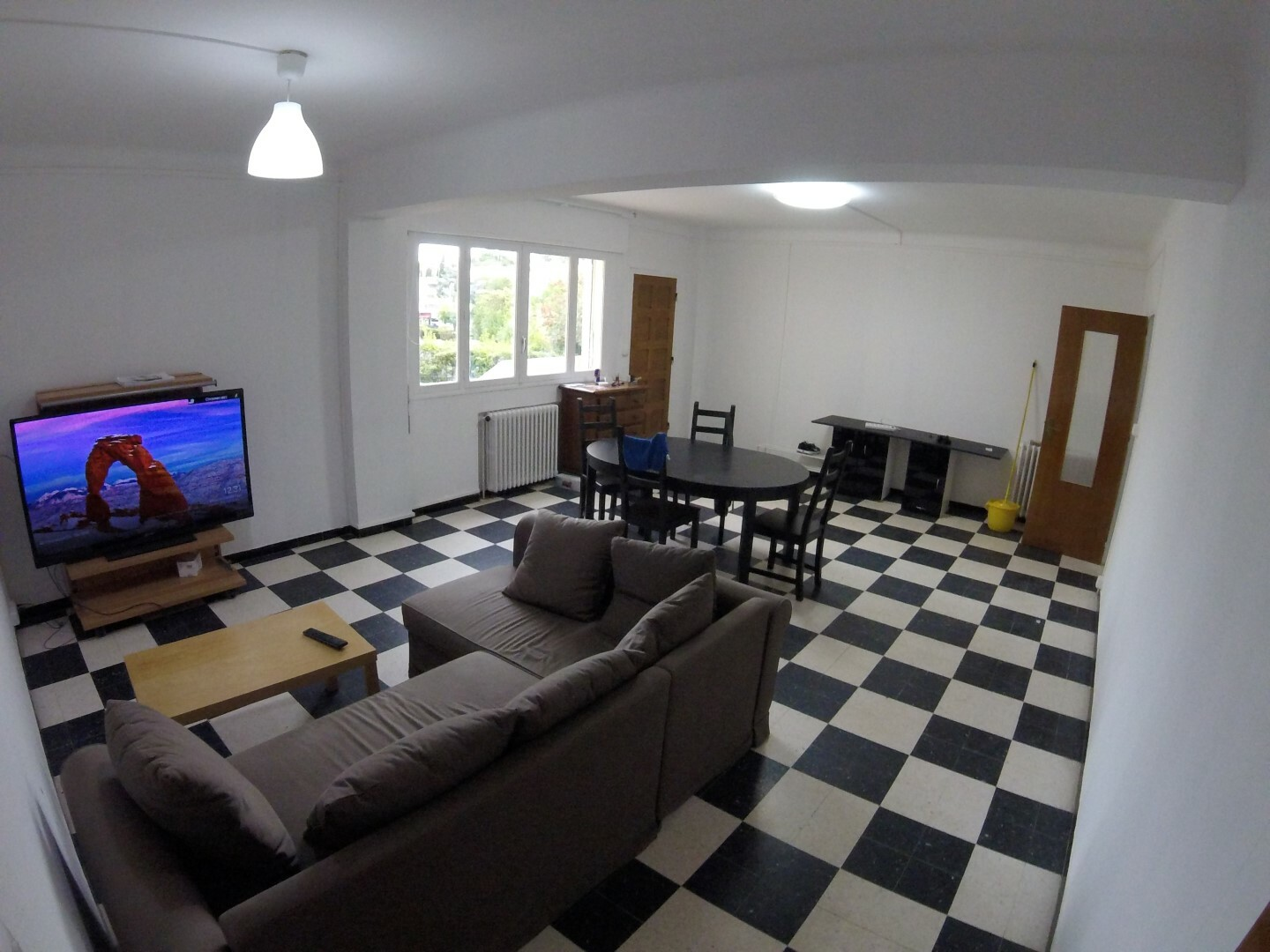 Montpellier City Rent 1 Bedroom In House. From 135m2