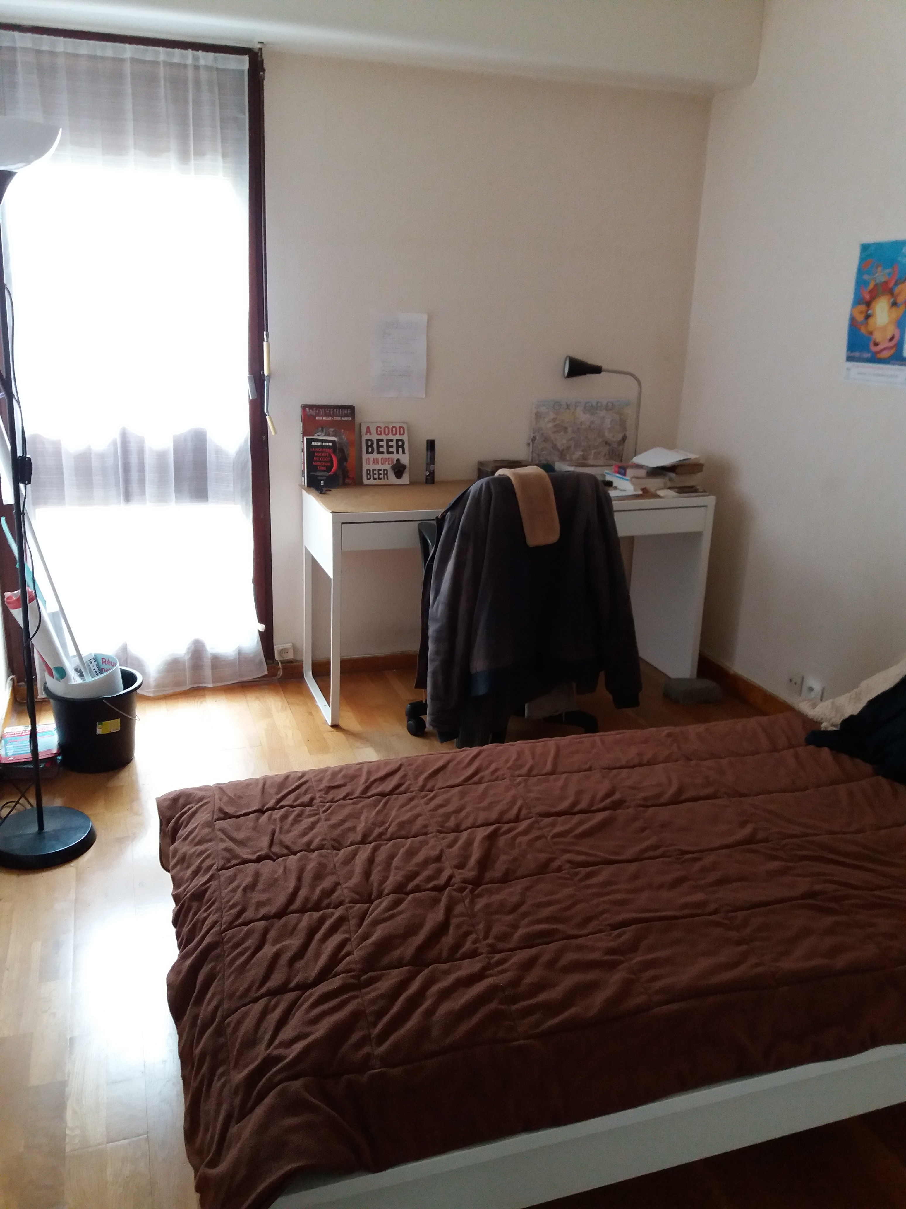 Roommate 4 people in Pessac