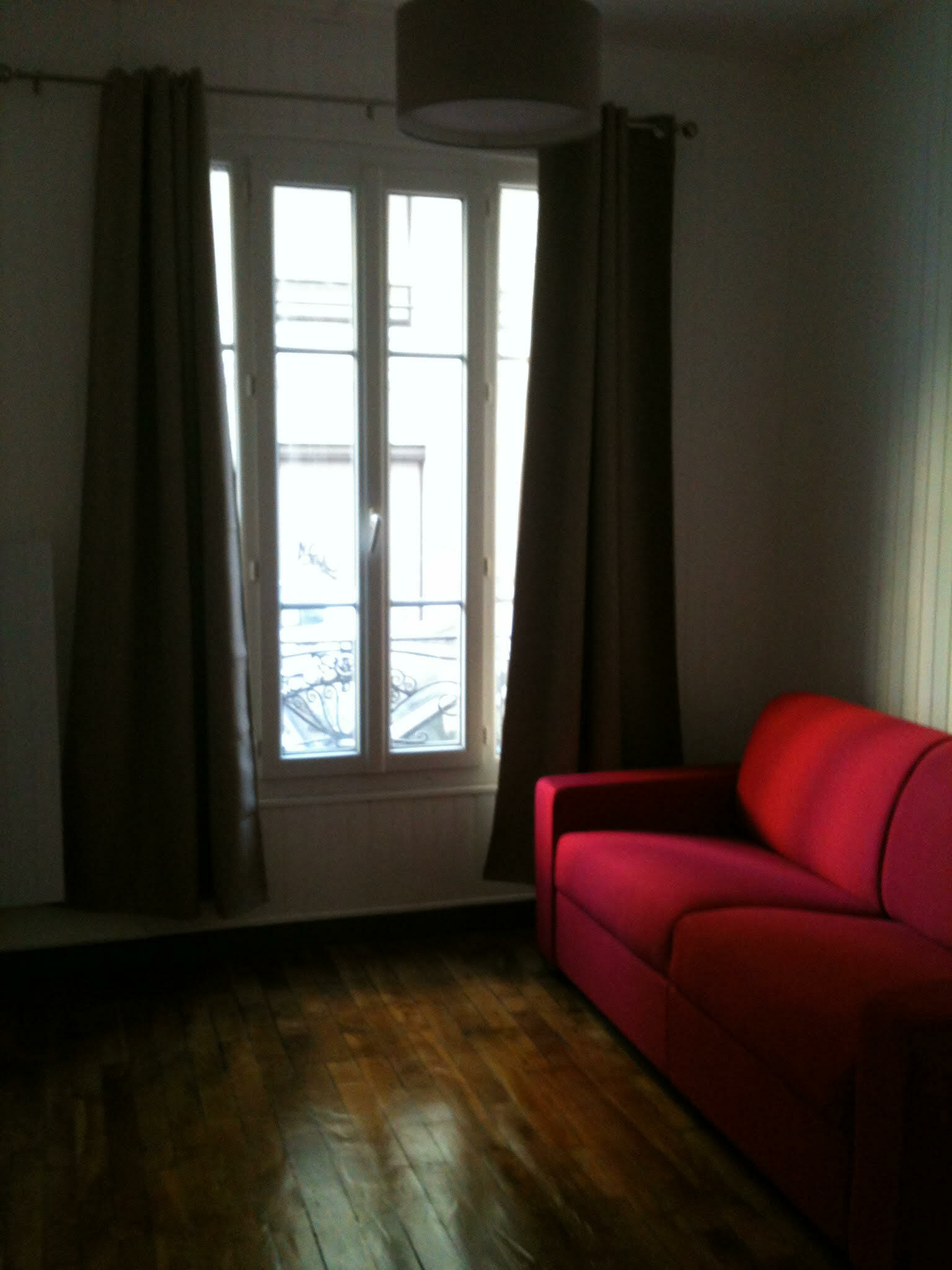 Furnished Studio in Bécon Les Bruyères