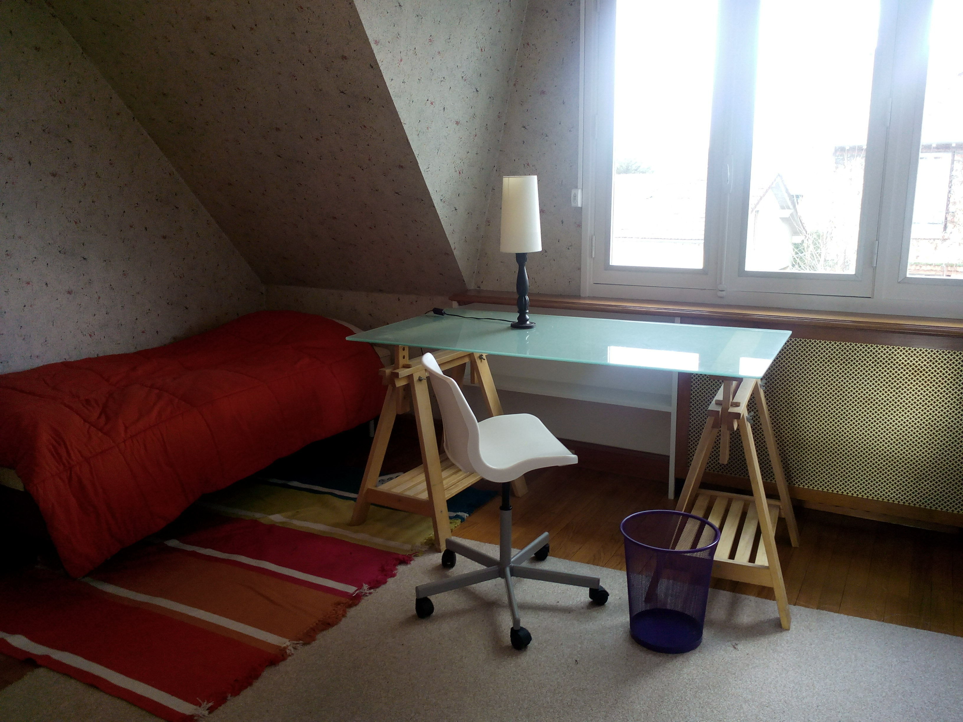 Beautiful student room in Carrières sur Seine