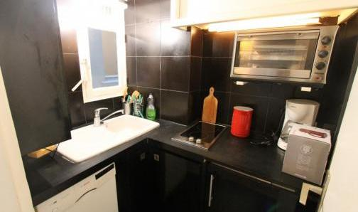 Studio Furnished In Perfect Condition About 40 M²