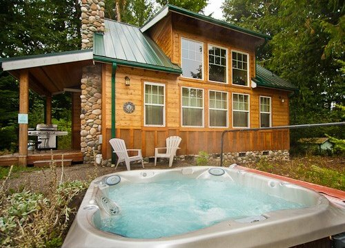 Mt. Baker Lodging - Cabine n ° 11