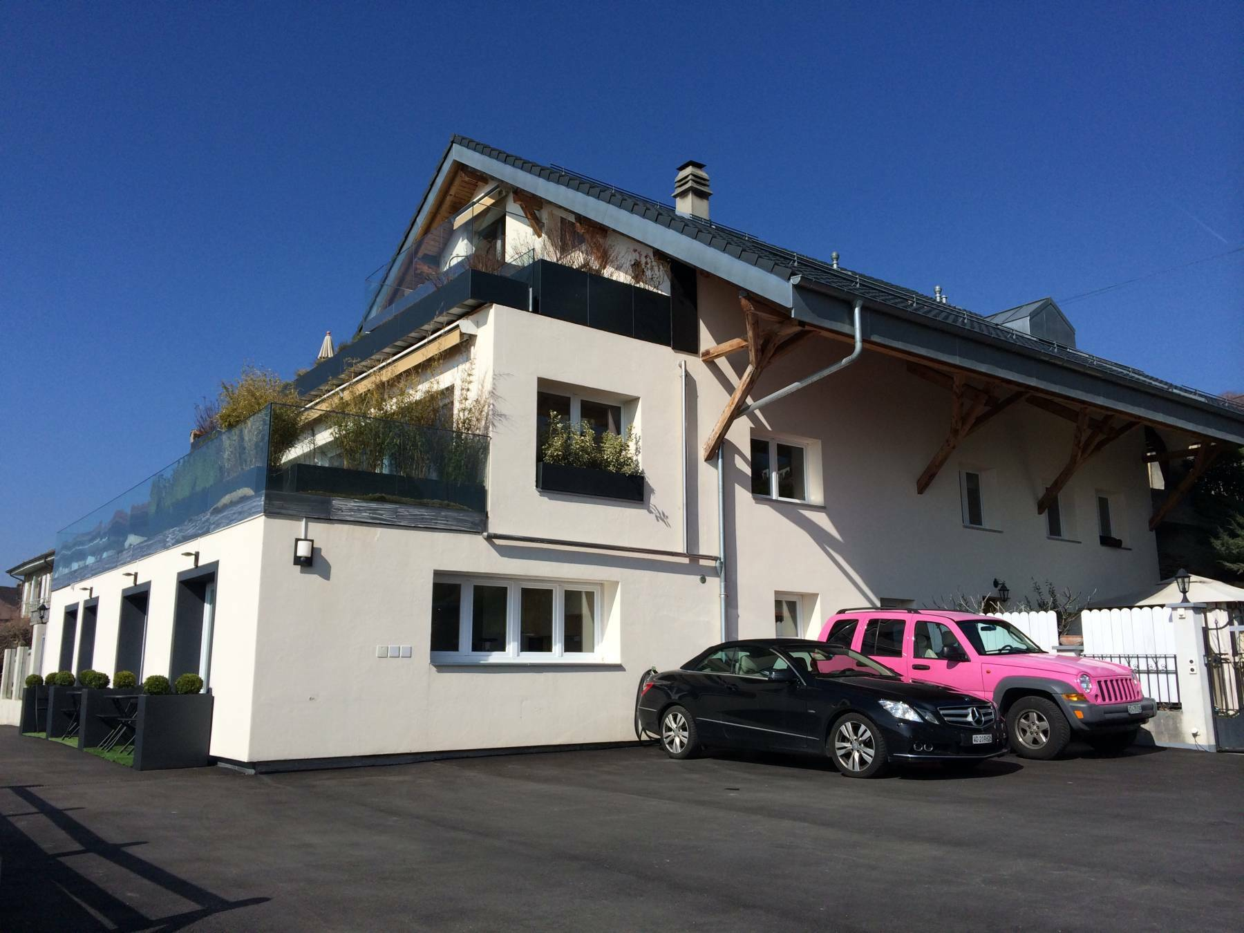 Studio Chanel At 3 Km From Lausanne