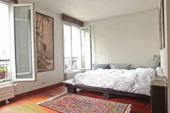 Appartement 1 chambre Marais Paris