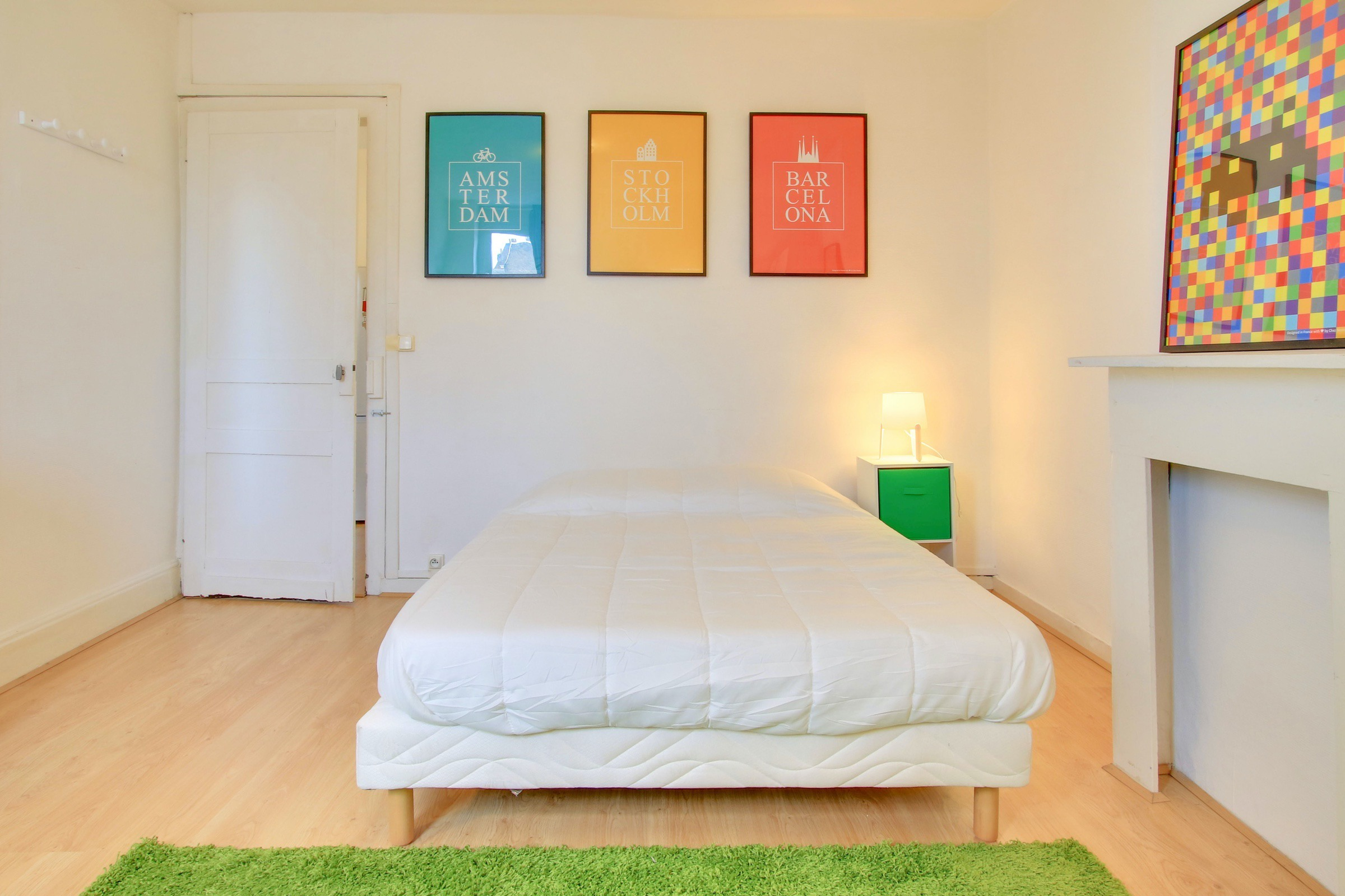 Colocation renovated, furnished - Post
