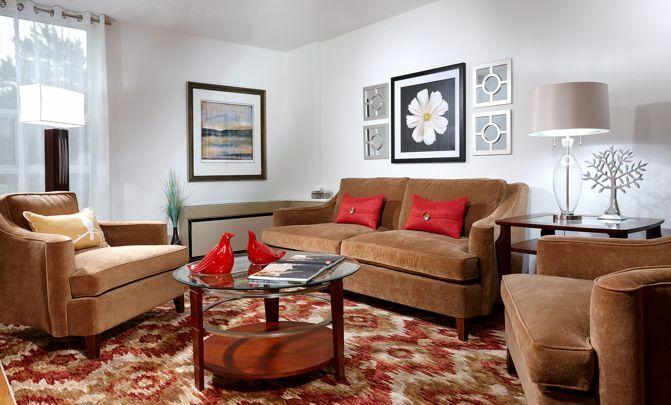 Balcony  Amenities & Features of Apartments